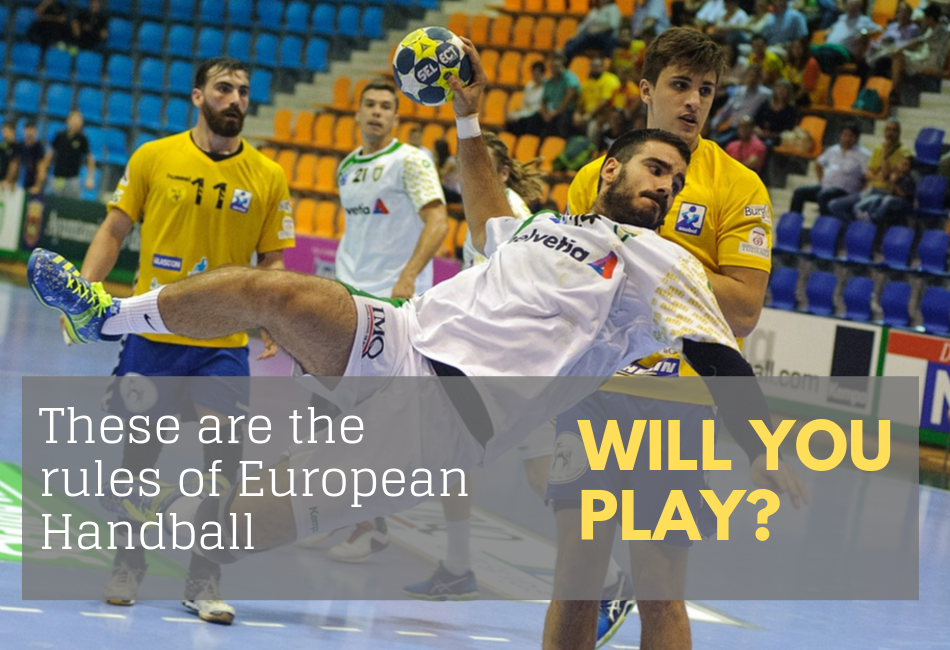 the rules of european handball